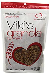 Viki's Granola Original, 12 Ounce