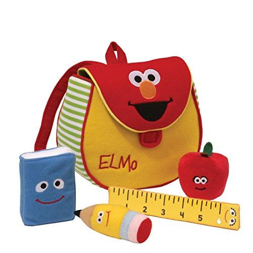 Gund Sesame Street Elmo's Book Bag, 7