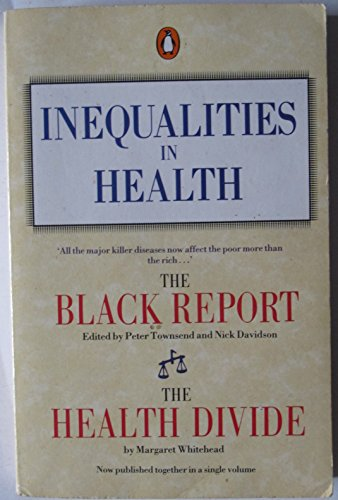 Inequalities in Health: Black Report