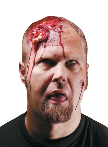 Rubie's Costume Reel F/X Migraine Head Wound Kit, Red, One Size - 1
