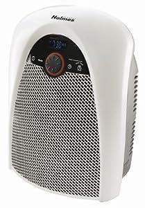 Holmes Heater with Programmable Timer & Bathroom Safe Plug, HFH436WGL-UM