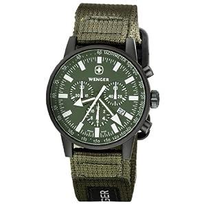 Wenger 70897 - Reloj de caballero de cuarzo
