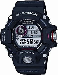 Amazon.com: Casio Men's GW-9400J-1JF G-Shock Digital G Rangeman Series
