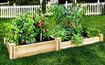 Greenes Cedar Raised Garden Kit 4' x...