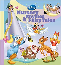 Disney Nursery Rhymes Amp Fairy Tales Storybook Collection