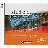 Studio d B2/2. Audio - CD
