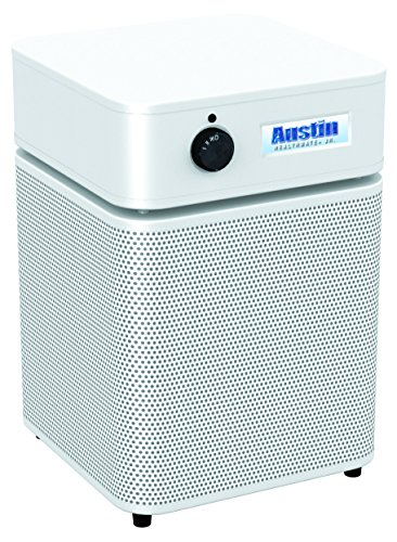 Austin Air Healthmate Junior Plus Air Purifier - White - HM250
