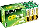 GP Mignon AA Super Alkaline Batterien im 24-er Vorteils-Pack