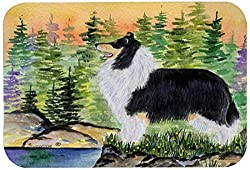 Carolines Treasures SS8203CMT Collie Kitchen or Bath Mat, 20 by 30 , Multicolor