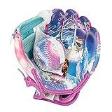 Franklin Sports Disney Frozen Air-Tech Glove and Ball Set - Elsa/Anna