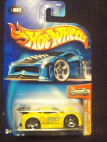 Hot Wheels 2004 First Editions 7/100 'Tooned 360 Modena - 1