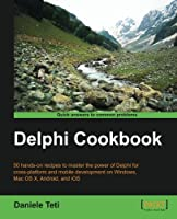Delphi Cookbook Front Cover