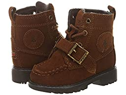 Polo Ralph Lauren Ranger Hi Boot Toddlers Style: 90583 TD-Snuff Size: 4.5