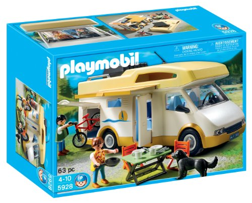 PLAYMOBIL Camper Playset (Camper Playmobil compare prices)