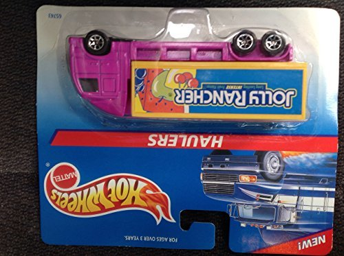 hot-wheels-1996-haulers-purple-yellow-jolly-rancher-collectible-164-scale-by-hot-wheels