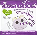 Kiddylicious Apple & Blackcurrant Smoothie Melts (6g)
