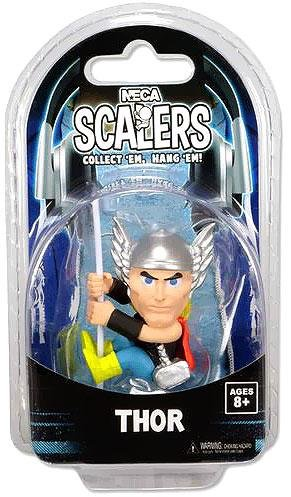 "NECA Scalers 2"" Characters Wave 3 ""Thor"" Figure"