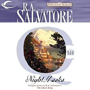 Night Masks: Forgotten Realms: The Cleric Quintet, Book 3 | [R. A. Salvatore]