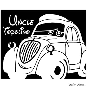 Amazon.com: Uncle Topolino, Cars, Car, Disney Cars, Disney Car