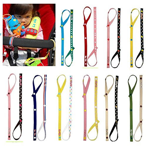2Pcs-Baby-Toy-Fixed-To-Carry-Safety-Seat-Stroller-Toys-Hanging-With-Pacifier-Chain