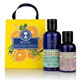 Neal's Yard REVIVE Frankincense & Mandarin Organic Body Collection