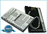 Battery for Motorola V600, 3.7V, 1200mAh, Li-pl