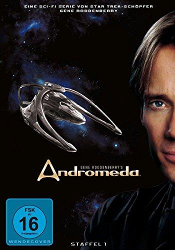 Gene Roddenberry's Andromeda - Staffel 1 [6 DVDs]