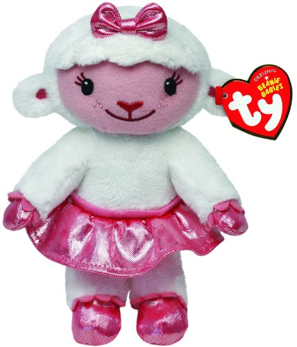 Ty Disney Doc McStuffins Lambie - Lamb - 1