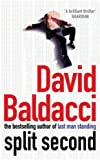 Split Second (0330411721) by Baldacci, David