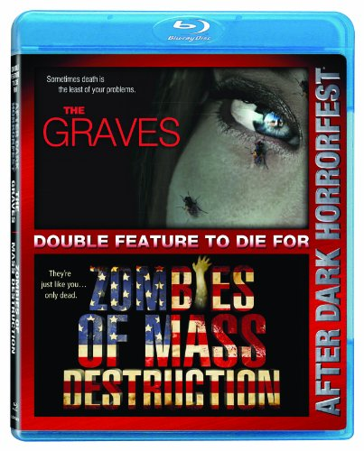 Best Of Horrorfest: Graves/ Zombies Of Mass Destruction - Double Feature [Blu-ray]