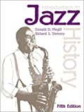 img - for Introduction to Jazz History (5th Edition) by Donald D. Megill (2000-07-25) book / textbook / text book
