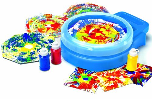 Magic Spinning Art Machine
