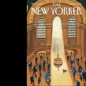 The New Yorker (January 28, 2008) | [Adam Gopnik, Nick Paumgarten, Lauren Collins, James Surowiecki, George Packer, John Kenney, Jerome Groopman, Anthony Lane]