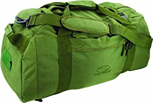 Highlander Sac de transport Loader 65 Holdall Olive