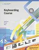img - for Keyboarding Course, Lesson 1-25 [With CDROM] (College Keyboarding) book / textbook / text book