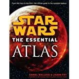 The Essential Atlas: Star Warsby Daniel Wallace