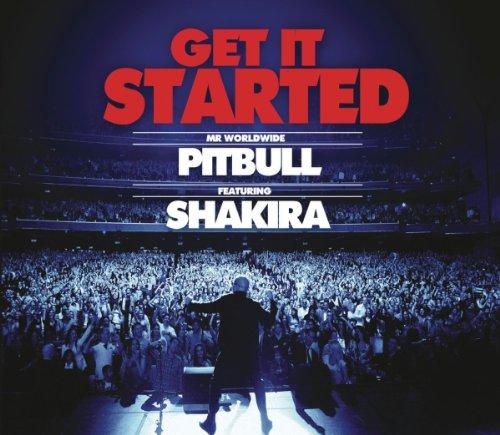 Pitbull - Get It Started - Zortam Music