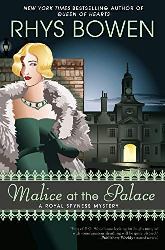 Image of Malice at the Palace: A Royal Spyness Mystery