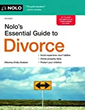 img - for Nolo's Essential Guide to Divorce book / textbook / text book