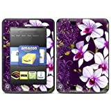 "Kindle Fire HD (fits 7"" only) Skin Kit/Decal - Violet Worlds - Kate Knight"