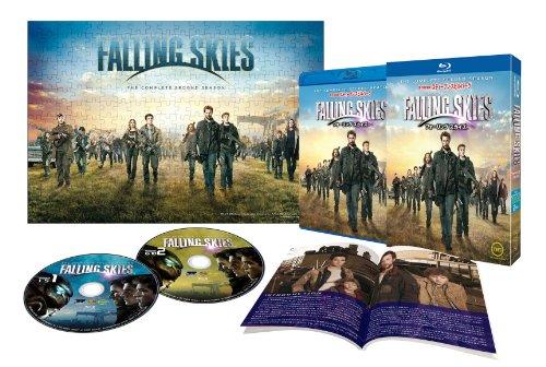 フォーリング スカイズ<セカンド・シーズン> ブルーレイ コンプリート・ボックス (2枚組) [Blu-ray]