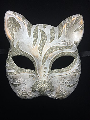 White (Ballroom Mask)