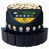 Münzzähler Münzzählmaschine NUR FÜR UK Münzen Pound Pence von Securina24®