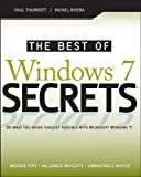 img - for The Best of Windows 7 Secrets book / textbook / text book