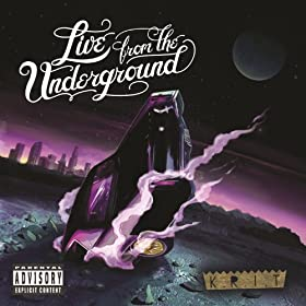Live From The Underground (Explicit Version) [+digital booklet]