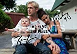 The Place Beyond The Pines Ryan Gosling Eva Mendes Signed PP Photo Poster Print 12x8