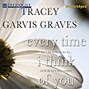 Every Time I Think of You Audiobook by Tracey Garvis Graves Narrated by Kristin Condon, Chris Patton, R.C. Bray