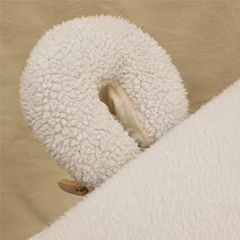 Body Linen Repose Fleece Face Rest Pads