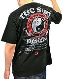(ティーアンドシー サーフ) T&C Surf大きいサイズ 和柄 金魚 半袖 Tシャツ