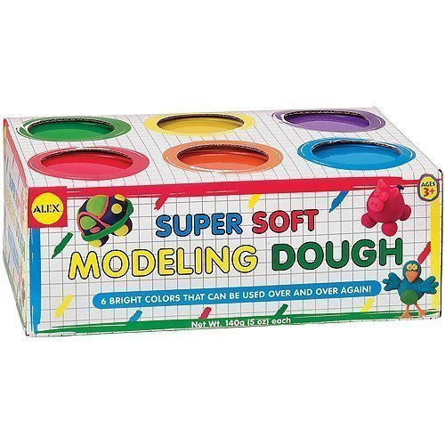 alex-toys-super-soft-modeling-dough-kit